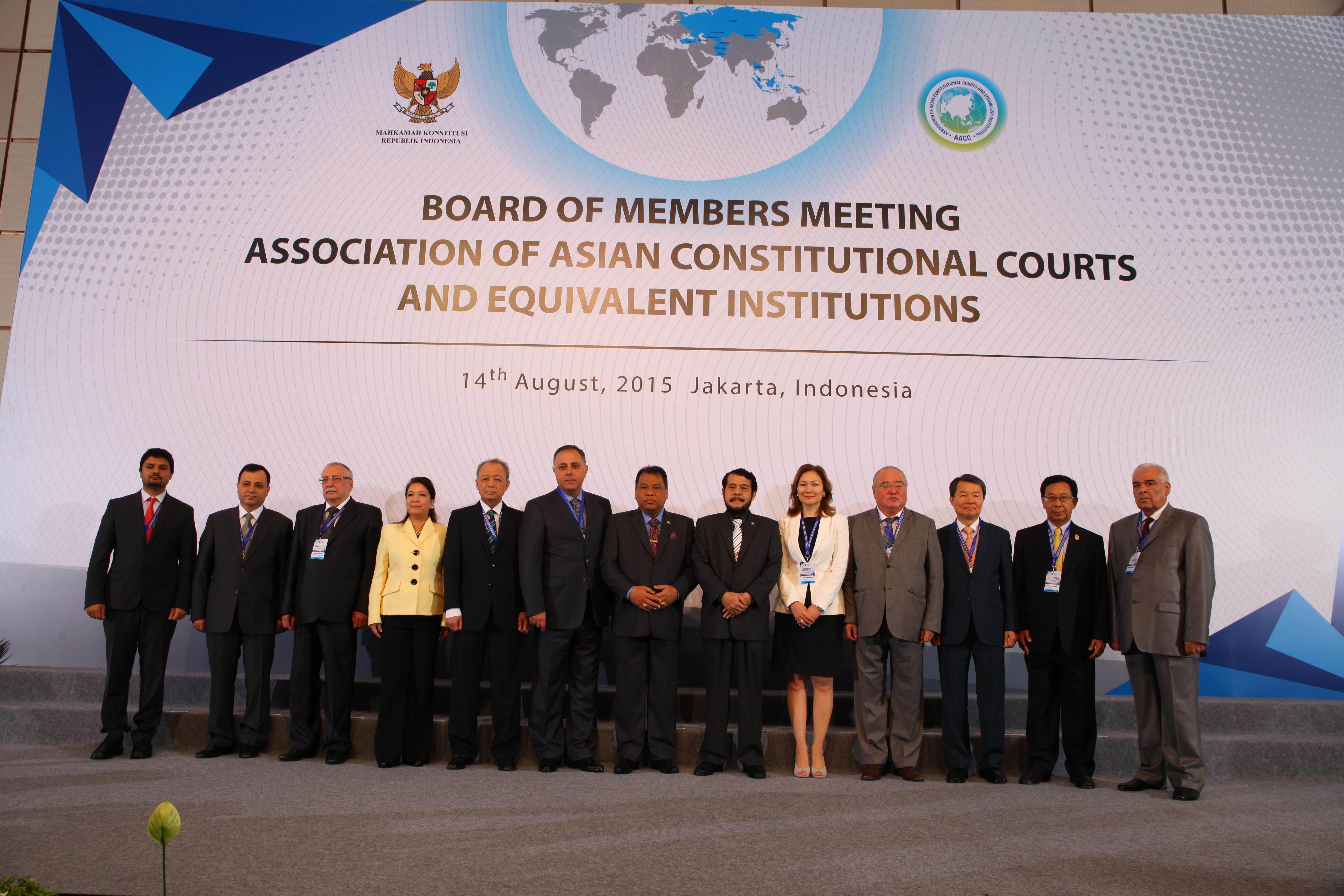 meeting Indonez
