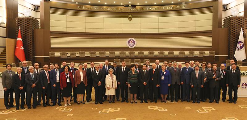 Туркийн үндсэн хуулийн шүүхийн 54 ойн хурал